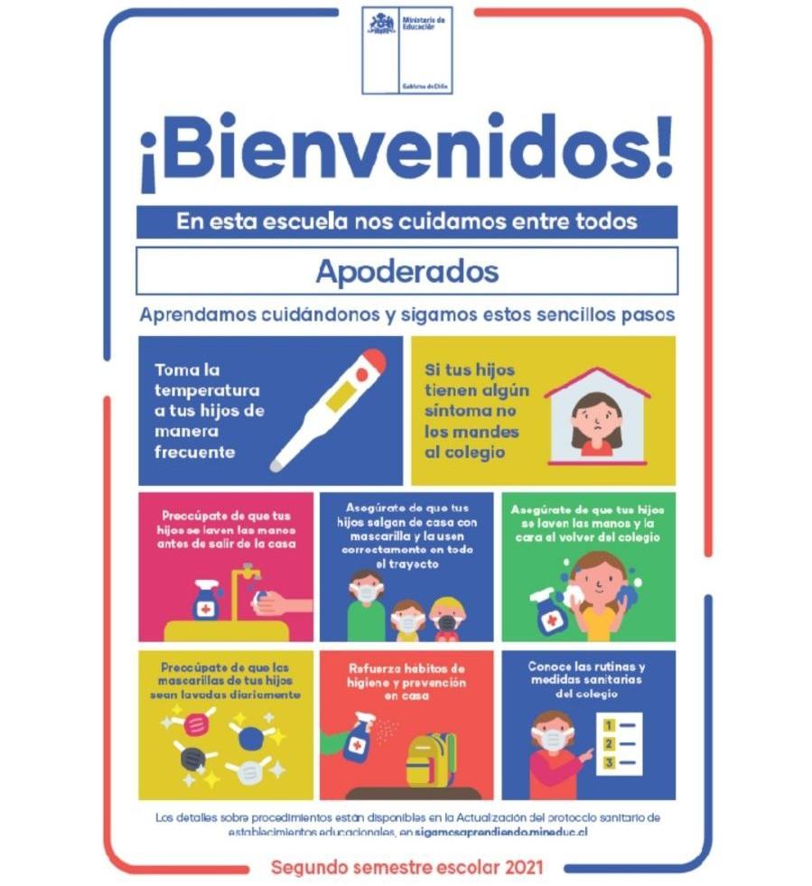 INFORMATIVO CLASES PRESENCIALES ENSEÑANZA MEDIA